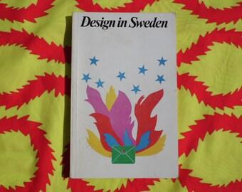 The Swedish Institute: Design in Sweden 1972 book