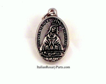 Our Lady of Altagracia Religious Medal | Italian Rosary Parts