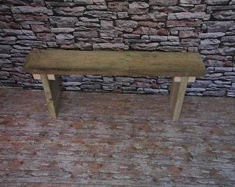 Wooden Garden Basic Bench