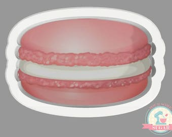Macaroon Cookie Cutter