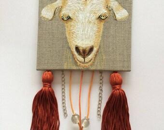 Goat totem animal