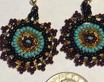 Boho Colors Earrings