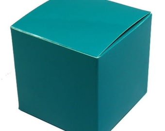 Turquoise Gift Box - 10 Pack