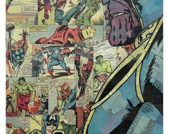 Thanos Print 11x17