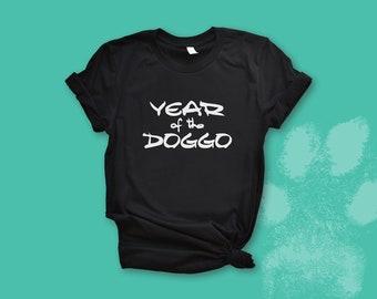 year of the dog doggo, chinese zodiac shirt, chinese new year, dog mom, dog lover gift, lunar new year, 2018 2006 1994 1982 1970 1958 2030