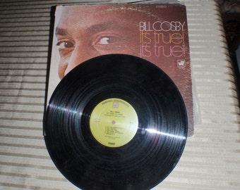 Vintage - Spanish Fly -Bill Cosby  - Album - Guilty or Not Guilty - Its True - Its True - LP Album