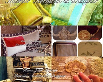 Luxury Fabric product Designs of all kind
