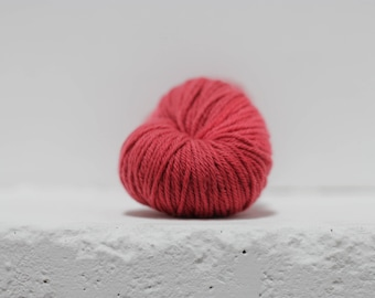 Rogue Rouge // Hand dyed yarn // Castaway DK - 100gm