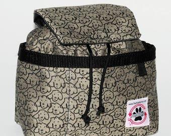 William Wegman - Dog Walking Bag - The Petphoria Bag