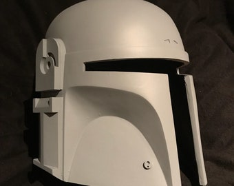 Screen accurate and detailed Boba Fett Helmet kit.