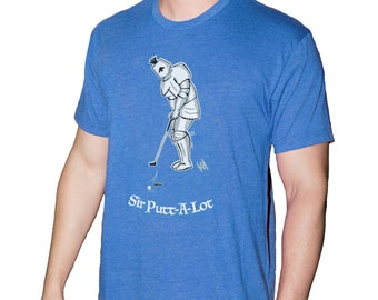 Awesome fun Golf T-shirts. For Golfers who can laugh at themselves and their game!