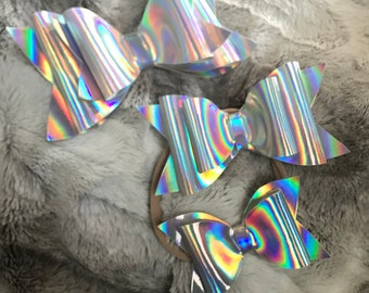 Holographic layered bow