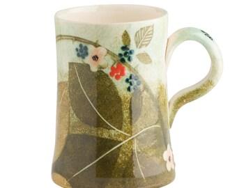 Handmade Mug- Bramble
