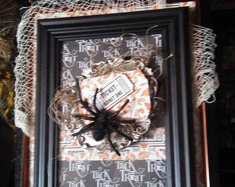 Halloween Decor Frames