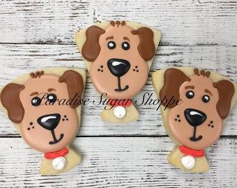 Dog Decorated Cookies - 1 Dozen