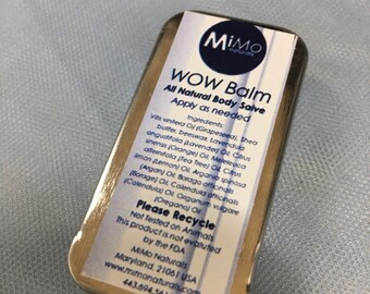 MiMo Naturals Wow Balm