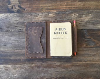 Sidenote Field Notes Wallet