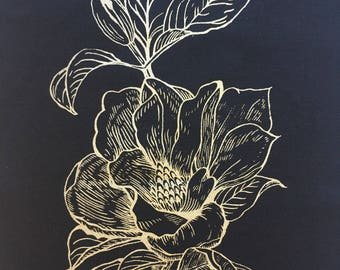 Magnolia Backpatch