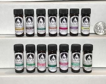14 Set -100% Pure Therapeutic Grade Essential Oils 4 ml Set