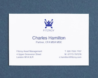 Premium business cards custom made printed name cards custom made business cards personalised professional calling cards business colourmoves