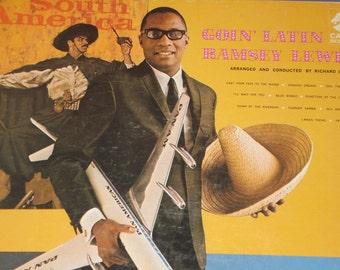Ramsey Lewis Goin' Latin vinyl record, Ramsey Lewis vinyl record album