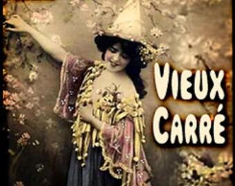 THREEBIES! Lot #411 - Agua Fresca, Vieux Carre', Sunshine Strawberry - Love Potion Magickal Perfumerie