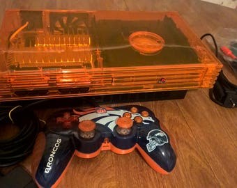 The Real Ultimate modded PS2:NFL DENVER BRONCOS