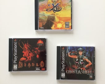 CD-ROM Jewel Case - For PC Engine, TurboGrafx-16, Dreamcast, Playstation, Saturn, Ect. - You Choose the Title