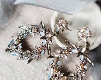 Wedding Earrings, Bridal Earrings, Wedding earrings, Crystal earrings, Crystal wedding earrings bridesmaid earrings wedding Jewelry Event