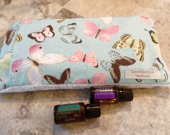 Aroma Flax Comfort Pillow- LavenderEucalyptus