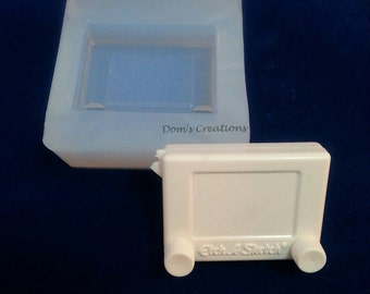 Etch A Sketch Mini Silicone Mold