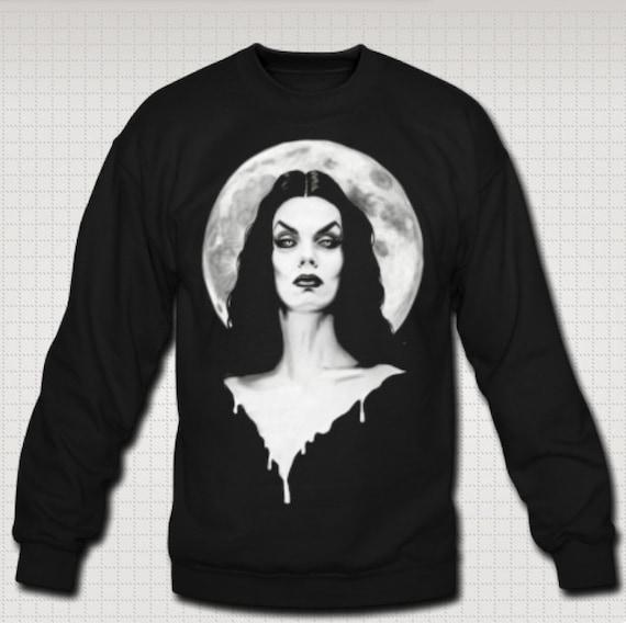 Vampira sweat shirt