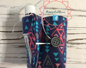 Essential Oil Roll-up Purse Insert