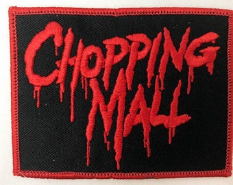 Chopping Mall patch ver. 2.0 80's horror