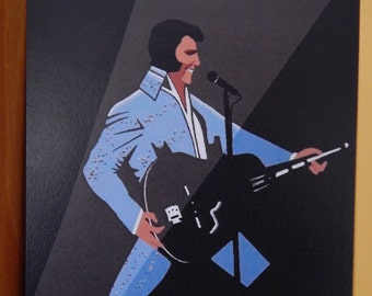 Elvis Presley cartes postales (Pack de 2)