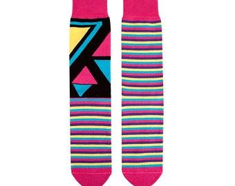 """Luck sock """"align"""". Colorful socks, unisex gift, unisex socks, Animal socks, socks,"""