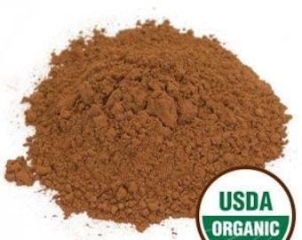 Organic CACAO POWDER for Flavoring Kombucha (20-30 Servings)