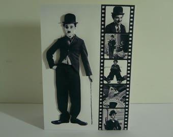 Charlie Chaplin Card