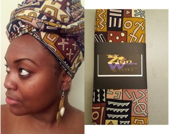 Tribal African Print