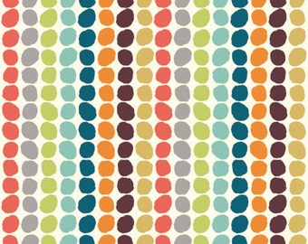 Organic Changing Pad Cover | Multicolor Dots