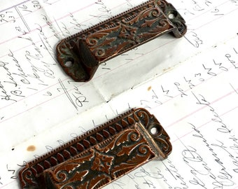 East Lake Drawer Pull Set of 2 Vintage Hardware