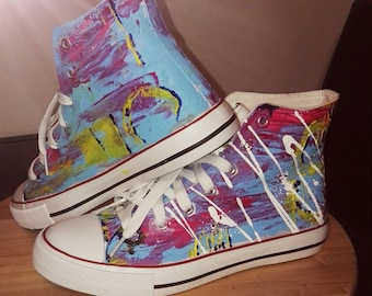 Abstract Shoes
