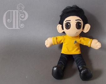 Sulu Star Trek Beyond Plush Doll Plushie Toy [READY TO SHIP]