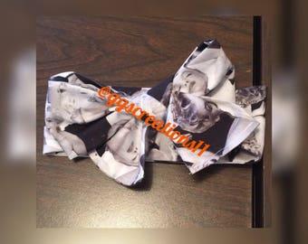 Marilyn Monroe headwrap