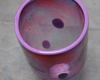 Spring Dot Vase