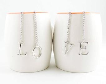 """Letter """"V"""" Loose Tea Infuser Tea Strainer Mesh Loose Leaf Tea"""