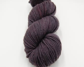 OOAK #4, Merino Worsted Hand Dyed Yarn