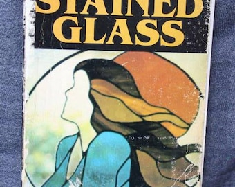 Walke, Nancy - All About Stained Glass (TAB Books Inc.; Blue Ridge Summit; First Edition 1st Printing; Fair Paperback) USED