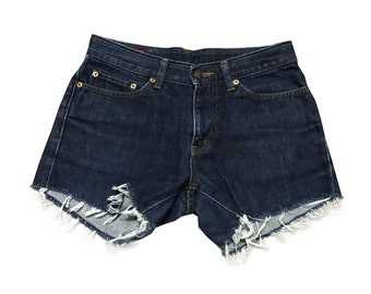 503 Edwin jeans shorts (low rize)