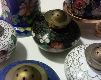 Cloisonne Chinese Oriental Lot